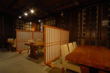三島うなぎ 食彩あら川 丸平  店内の画像