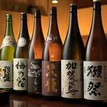 純米大吟醸、純米吟醸、純米酒 各種