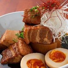 豚の角煮 (小盛/並盛/大盛)