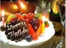 誕生日・記念日のお手伝い致します