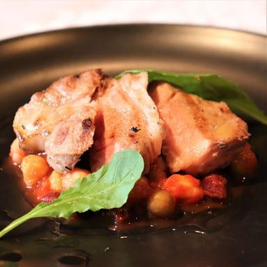 四ッ谷 レストラン ラ・ボケリア  コースの画像