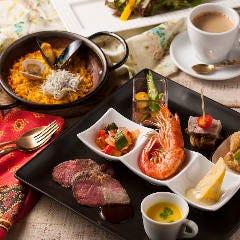 四ッ谷 レストラン ラ・ボケリア  メニューの画像