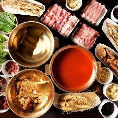 韓国式豚しゃぶ専門店 豚愛 TEJI SARANG