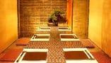 【全席個室】 様々な人数に対応可能な完全個室をご用意!