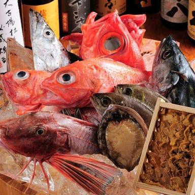 魚匠 銀平 道頓堀店 メニューの画像