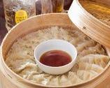 京都生まれの燻製醤油イブリデイ使用 蒸し餃子