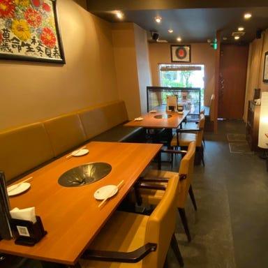 ジンギスカン・韓国料理 春川  店内の画像