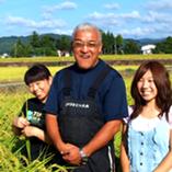 魚やら米やら昔ながらに・・・。【新潟県(米)/魚(島根など)】