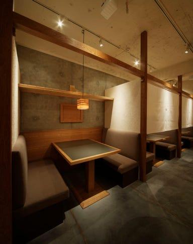 板前寿司 銀座コリドー店 店内の画像