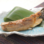 【NEW】まぐろひれ肉塩焼き Grilled Tuna Fillet Seasoned with Salt