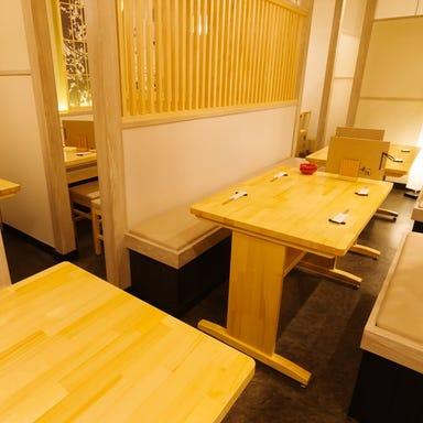 つけ蕎麦 辛流~sinRyu~  店内の画像