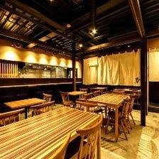 博多料理に合う九州の焼酎を多数!
