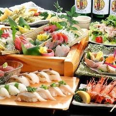 富山すし居酒屋 花より魚