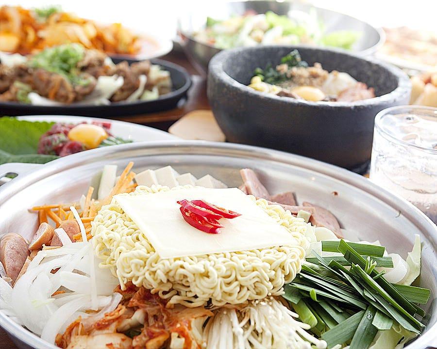 韩国料理 KOREAN STYLE OBON PEP