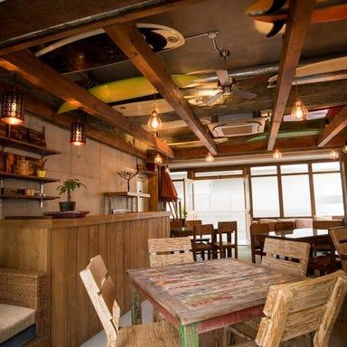 テラス完備 Asian Cafe Hiroz  店内の画像