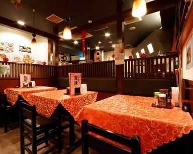 中華料理 龍騰  店内の画像