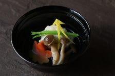 Standardコース 風月-FUGETSU-  鰹の風味が存分に味わえる碗物始め、日本料理の原点コース