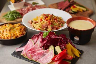 恵比寿の隠れ家個室DINING 3MM BAR コースの画像