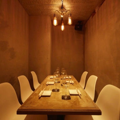 恵比寿の隠れ家個室DINING 3MM BAR こだわりの画像