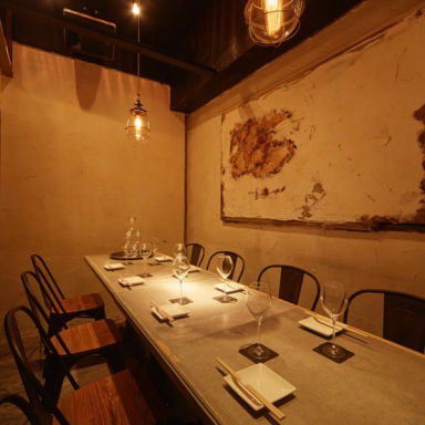 恵比寿の隠れ家個室DINING 3MM BAR メニューの画像