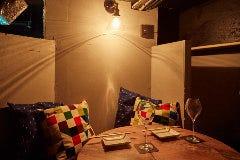 恵比寿の隠れ家個室DINING 3MM BAR