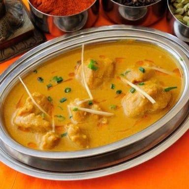インド料理 シャンカル 神戸三宮  メニューの画像