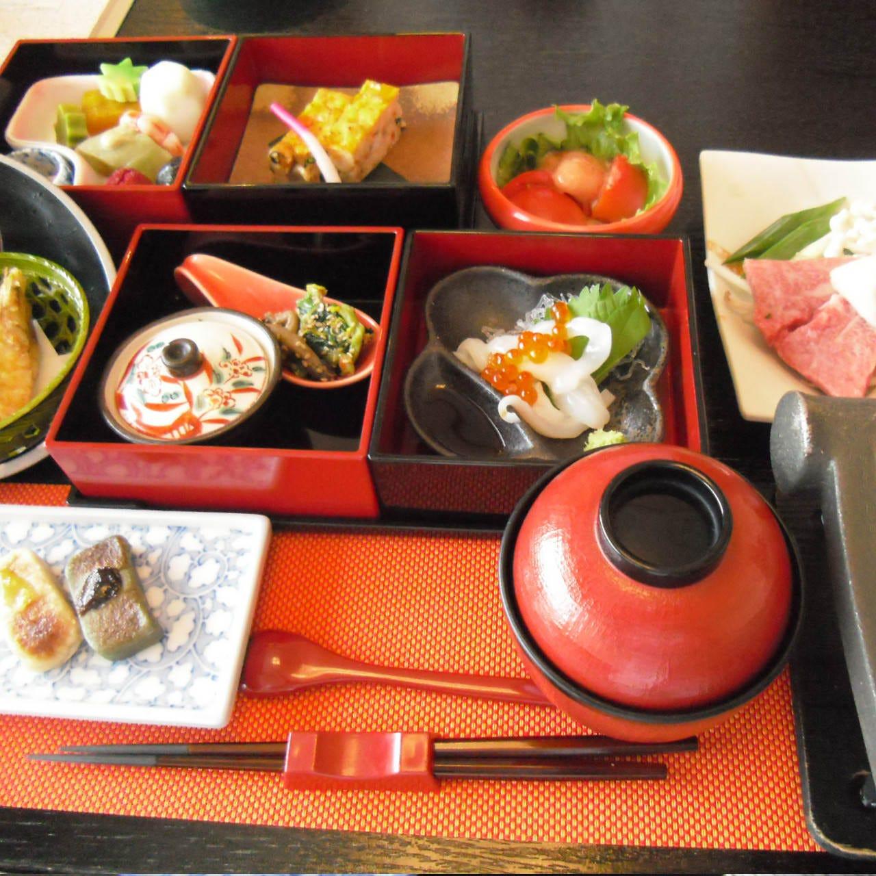 厳選素材で味わう京料理