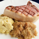 オーナーシェフがドイツで学んだ味を再現した料理が目白押し!