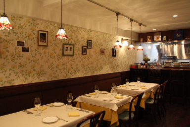 Restaurant Ma Poule(マ プール)  店内の画像
