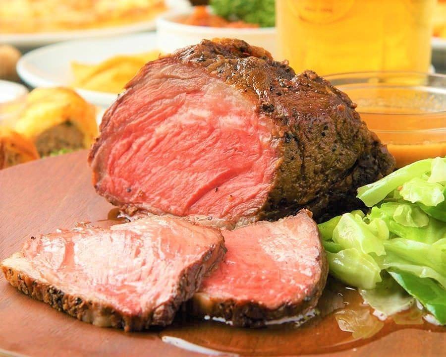 ★メインのお肉料理は盛り上がること間違いなし!!★