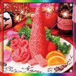 ☆肉タワー&肉ケーキ☆記念日などにぜひ