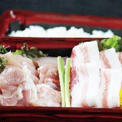 【六白黒豚】焼肉弁当Bセット
