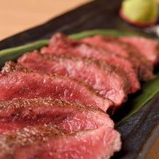 知多牛ステーキ