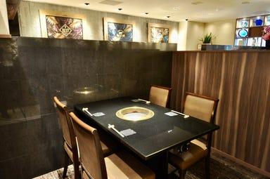 焼肉レストラン ロインズ 松山店 店内の画像