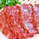 【霜降り肉】上カルビ 2,280円