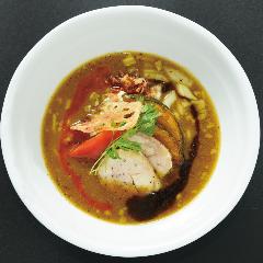 東印度カリー ら麺