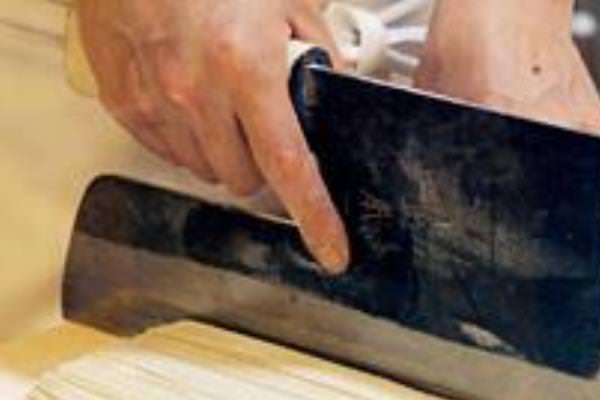 石臼挽き 自家製粉