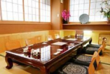 完全個室のお座敷席。  12名、8名の2部屋ご用意しております。  3名様よりご利用可能です。