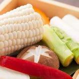 季節ごとに一番美味しいものを仕入れ!厳選野菜【長野県他全国各地】
