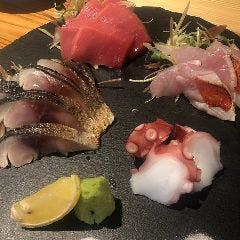 日本酒と肴 いただき
