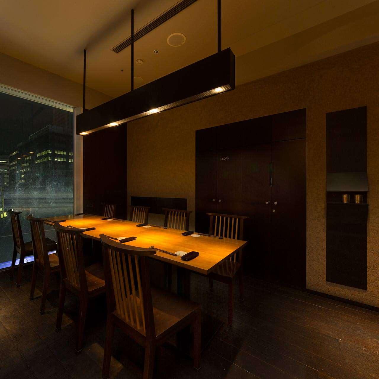 ◆優雅な個室全12部屋◆