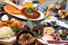 【120分飲放付】鯛めし、和牛サーロインのステーキや瀬戸内の鮮魚を贅沢に楽しむ 6,500円コース