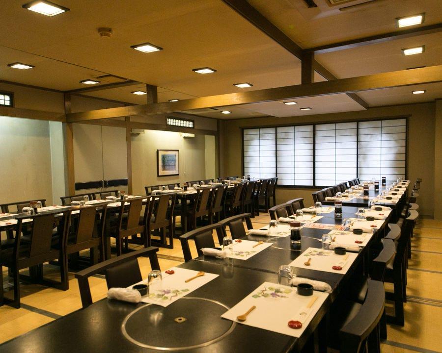 ◆50名様宴会場・歓送迎会に◆