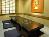 ◆4~6名様の接待用個室◆ 接待・会議弁当の配達も承ります。