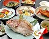 ◆お祝い料理◆ お顔合わせなどの慶事に最適です。