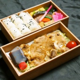 『かごしま黒豚』弁当(お届け可)