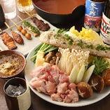 【ご宴会】 各種ご宴会に最適な2H飲み放題付コース4,300円~