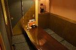 人気の隠れ家的個室。個室限定宴会プランのご用意がございます