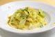 キャベツとカラスミのスパゲッティーニ