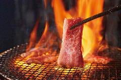 炭火焼肉 神楽坂 牛ます